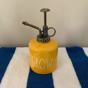 Rae Dunn Yellow Grow Mister